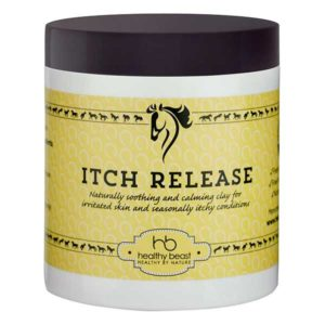 itch release clay for itchy skin and coats