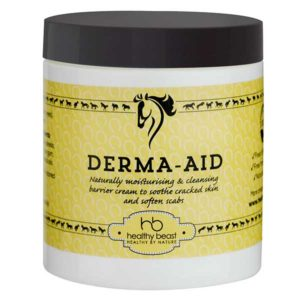 derma aid cream for skin wounds